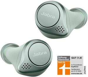 Elite Active 75t Bluetooth-Kopfhörer grün