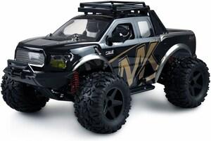 Warrior Monster Truck 1:10 RTR RC Auto schwarz/gold
