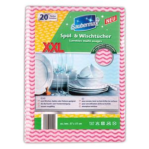 Saubermax Spül- & Wischtücher