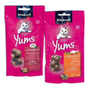 Vitakraft Cat Yums Katzensnacks