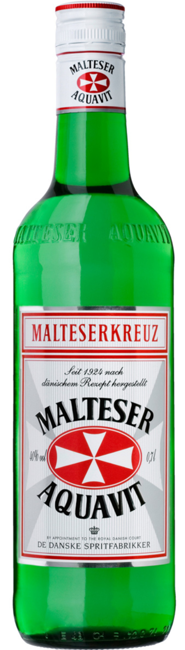Malteserkreuz Aquavit 0,7 ltr