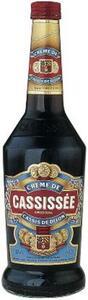 L'Héritier -Guyot Cassissée Crème de Cassis de Dijon 0,7 ltr