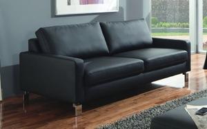 Candy - 3-Sitzer LD 600 in schwarz