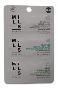 """""""Joe Mills"""" 3-Schritte-Masken"""