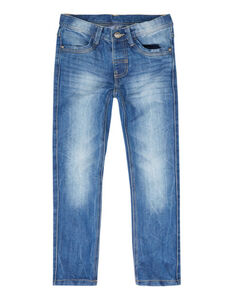 Jungen Jeans im Stone-Washed-Look