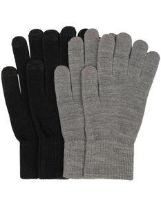 Herren Handschuhe im 2er-Pack