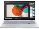 Bild 2 von SAMSUNG Galaxy Book Flex Convertible mit Core™ i7, GeForce MX250 & 16 GB RAM in Royal Silver