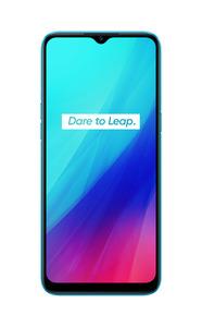 REALME C3 Smartphone - 64 GB - Frozen Blue