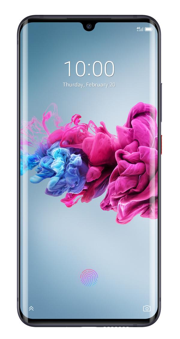 ZTE Axon 11 Smartphone - 128 GB - Schwarz