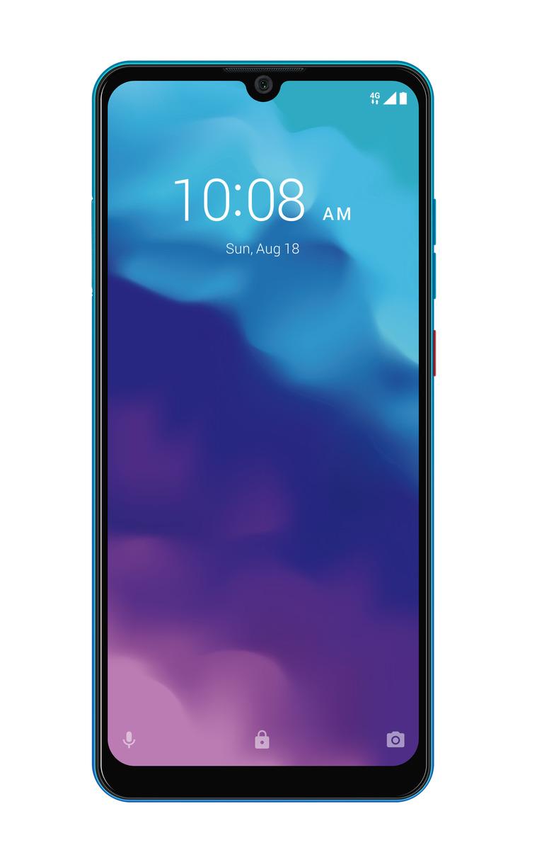Bild 1 von ZTE Blade A7 2020 Smartphone - 64 GB - Lake Blue