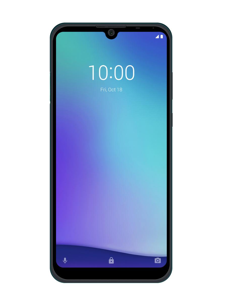 Bild 1 von ZTE Blade A5 2020 Smartphone - 32 GB - Dunkel Grün