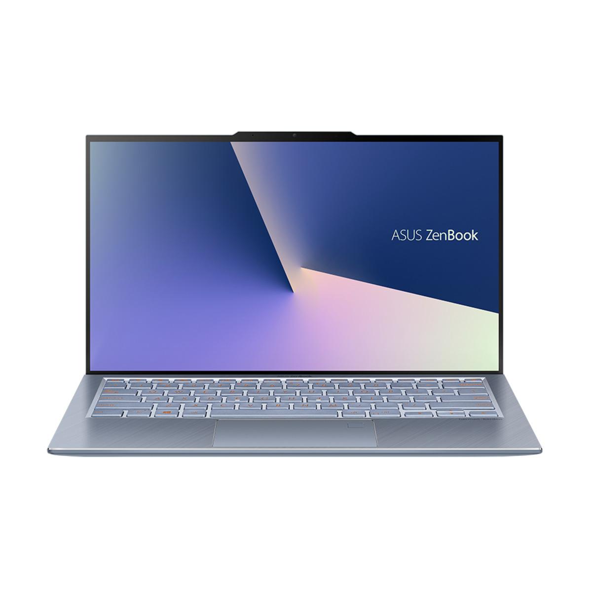 Bild 1 von ASUS UX392FA-AB018T, Notebook mit 13.9 Zoll Display, Core™ i5 Prozessor, 8 GB RAM, 512 GB SSD, Intel® UHD-Grafik 620, Utopia blue