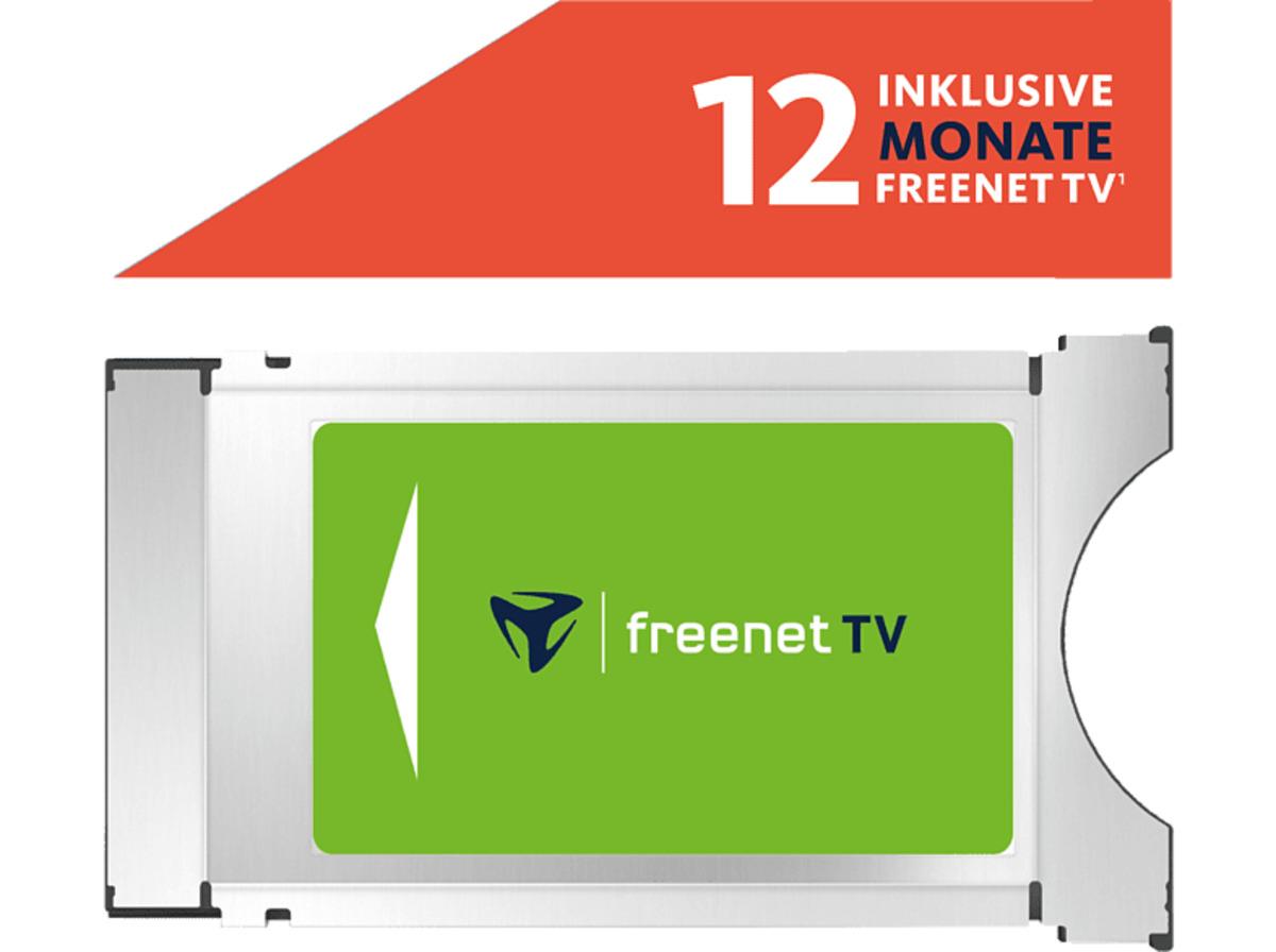 Bild 2 von FREENET TV CI+ Modul für DVB-T2 HD inklusive 12 Monate freenet TV Modul