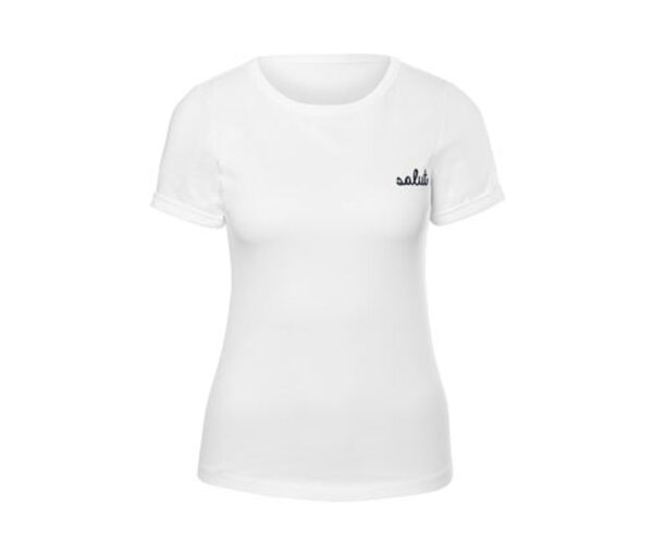 T-Shirt mit Stickerei