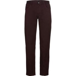 Dunmore Hose, Minimal-Muster, 5-Pocket, Modern Fit, für Herren