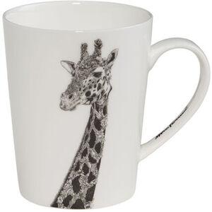 "Maxwell & Williams Henkelbecher ""African Giraffe"", Marini Ferlazzo, hoch"