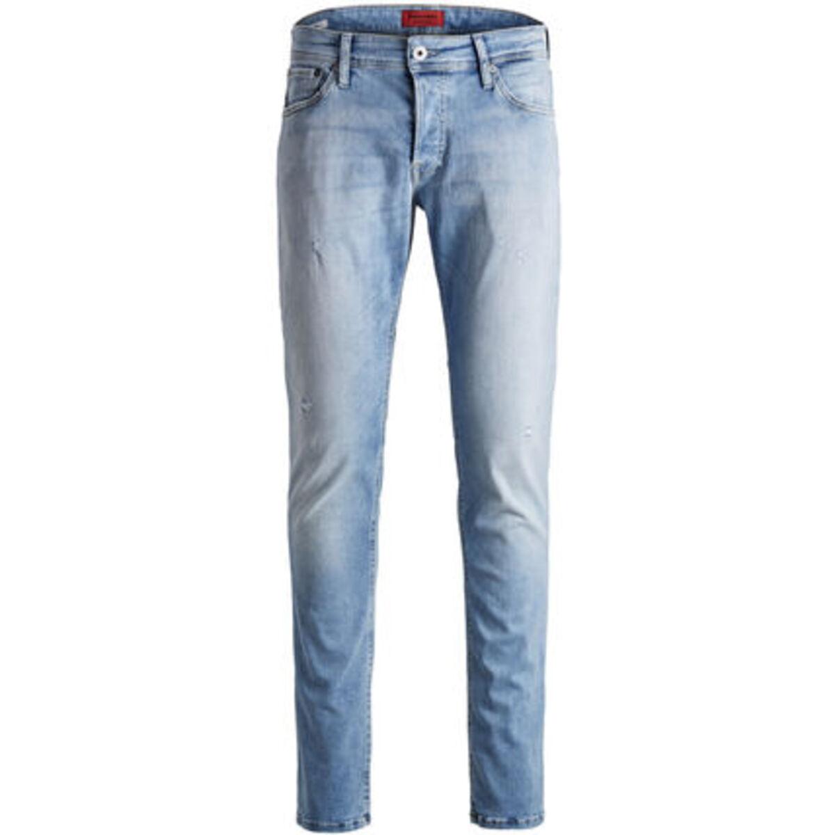 Bild 1 von Jack & Jones Glenn Original Jeans, Slim Fit, Tapered, Low Rise, Waschung, für Herren