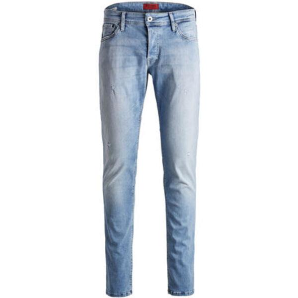 Jack & Jones Glenn Original Jeans, Slim Fit, Tapered, Low Rise, Waschung, für Herren