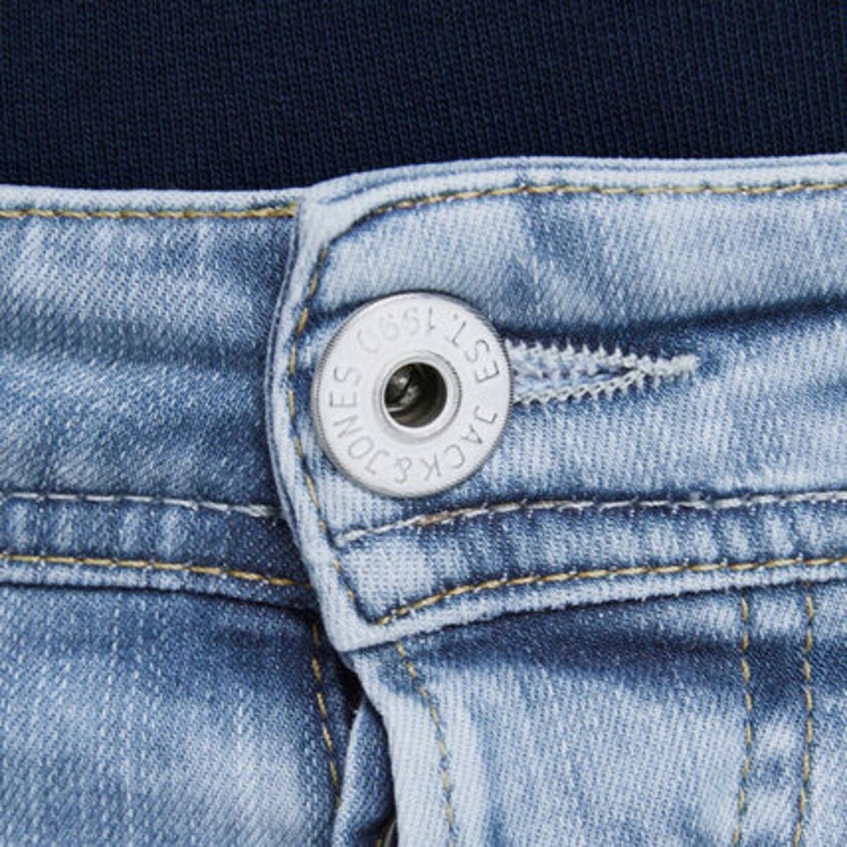 Bild 3 von Jack & Jones Glenn Original Jeans, Slim Fit, Tapered, Low Rise, Waschung, für Herren