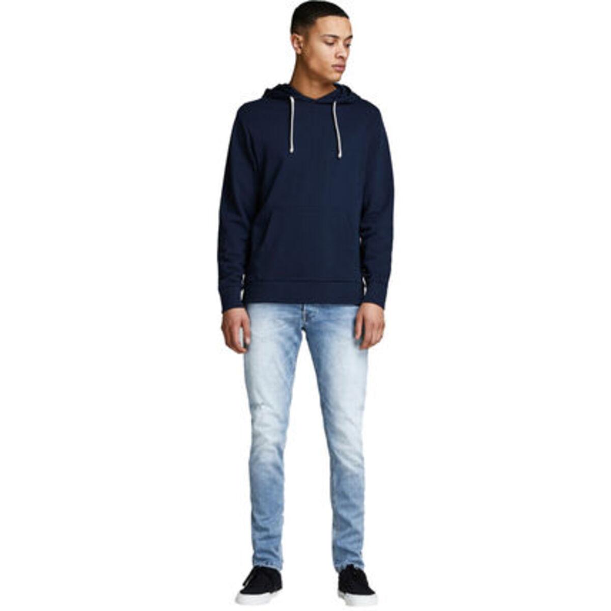 Bild 4 von Jack & Jones Glenn Original Jeans, Slim Fit, Tapered, Low Rise, Waschung, für Herren