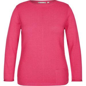Rabe Pullover, Struktur, Tasche, für Damen