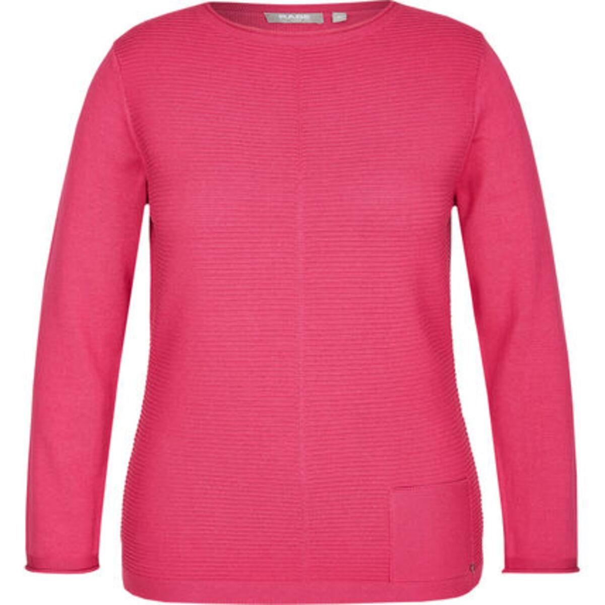 Bild 1 von Rabe Pullover, Struktur, Tasche, für Damen