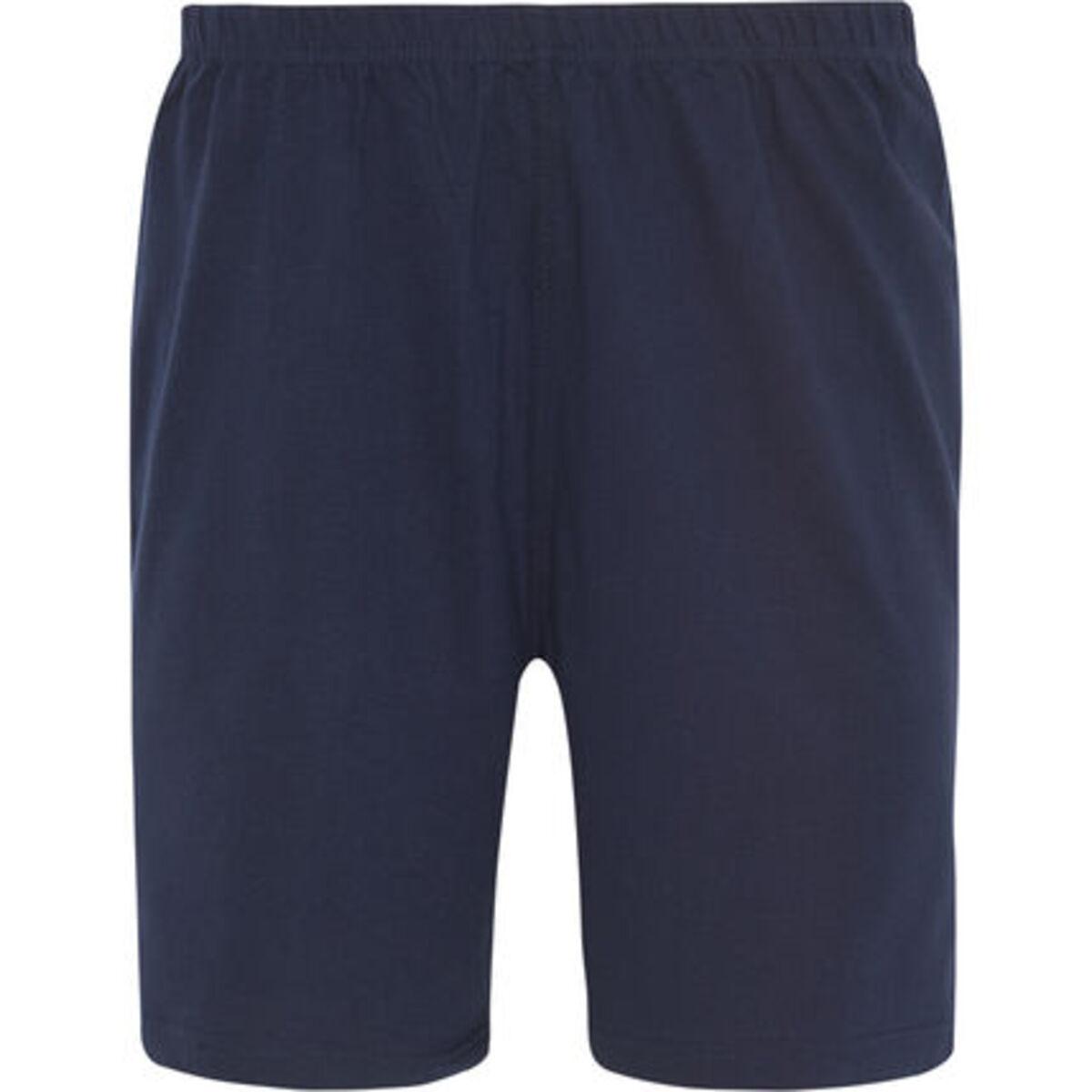 Bild 3 von K|town Schlafanzug, kurz, V-Ausschnitt, Jersey, für Herren
