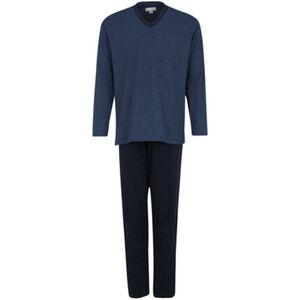 K|town Schlafanzug, lang, V-Ausschnitt, für Herren