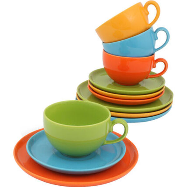 Friesland Kaffee-Set Happy Mix, 12-tlg.