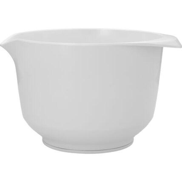 """Birkmann Rührschüssel """"Colour Bowls"""", 2 l, weiß"""