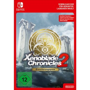 Nintendo Switch: Xenoblade Chronicles 2: Expansion Pass (Digitaler Download)