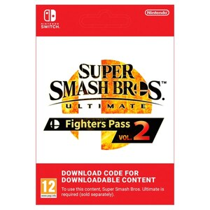 Nintendo Switch: Super Smash Bros. Ultimate: Fighters Pass Vol. 2 (Digitaler Download)