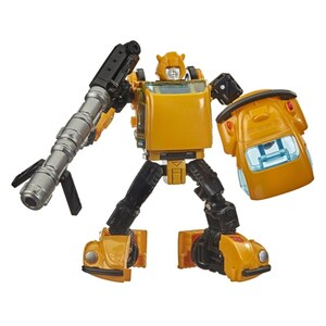 Transformer War for Cybertron Deluxe Bumblebee Actionfigur