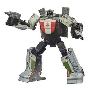 Transformer War for Cybertron Deluxe Wheeljack Actionfigur