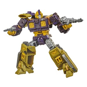 Transformer War for Cybertron Deluxe Impactor Actionfigur
