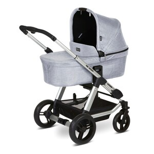 ABC-Design Travelsystem Condor 4 All in One Woven Granite