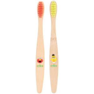Sesamstraat Bambus-Zahnbürsten