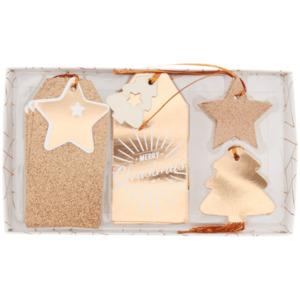 Aufkleber für Weihnachtsgeschenke