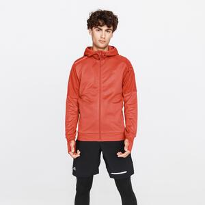 Laufjacke Run Warm+ Herren rot