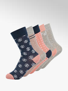 Cupcake Couture 5er Pack Socken