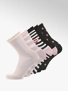 Graceland 5er Pack Socken