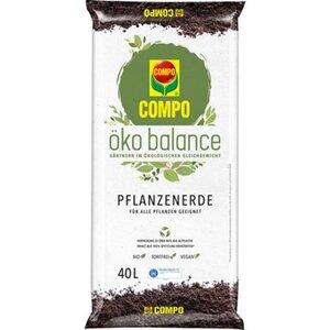 Compo öko balance® Pflanzenerde 40 L