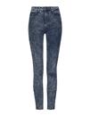 Bild 4 von Verwaschene High Waist Skinny Jeans