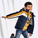 Bild 2 von Kinder-Jungen-Sweatshirt mit coolem Wolf-Print