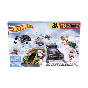 Adventskalender Hot Wheels ab 3 Jahren