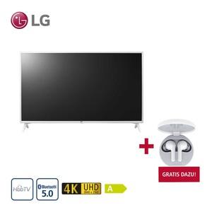 49UN73906LE • TV-Aufnahme über USB • 3 x HDMI, 2 x USB, CI+ • integr. Kabel-, Sat- und DVB-T2-Receiver • Maße: H 65 x B 111 x T 8,2 cm • Energie-Effizienz A (Spektrum A+++ bis D) • inkl