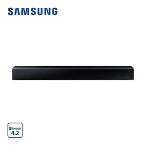 2.0-Bluetooth®-Soundbar HW-T400 • 40 Watt RMS • optischer Audio-Eingang, USB-Anschluss • Maße: H 6,5 x B 64,1 x T 10,7 cm