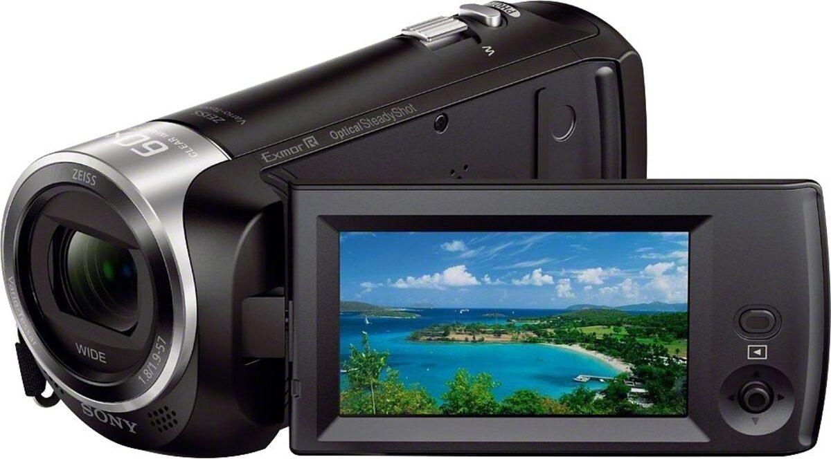 Bild 1 von Sony »HDR-CX405« Camcorder (Full HD, 30x opt. Zoom, Leistungsfähiger BIONZ X Bildprozessor)