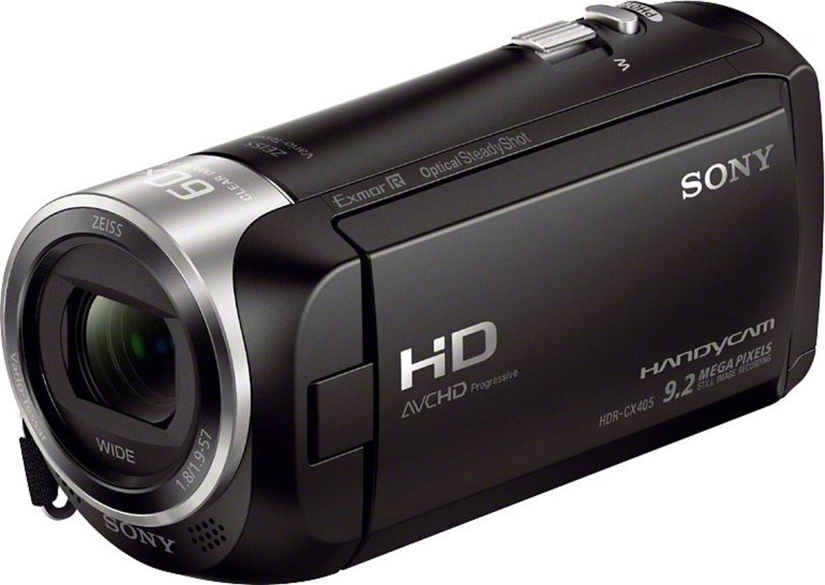 Bild 2 von Sony »HDR-CX405« Camcorder (Full HD, 30x opt. Zoom, Leistungsfähiger BIONZ X Bildprozessor)