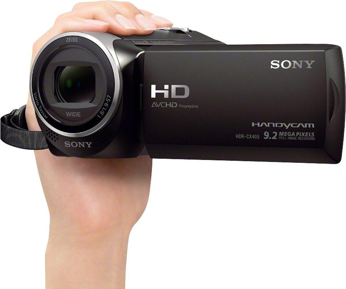 Bild 3 von Sony »HDR-CX405« Camcorder (Full HD, 30x opt. Zoom, Leistungsfähiger BIONZ X Bildprozessor)